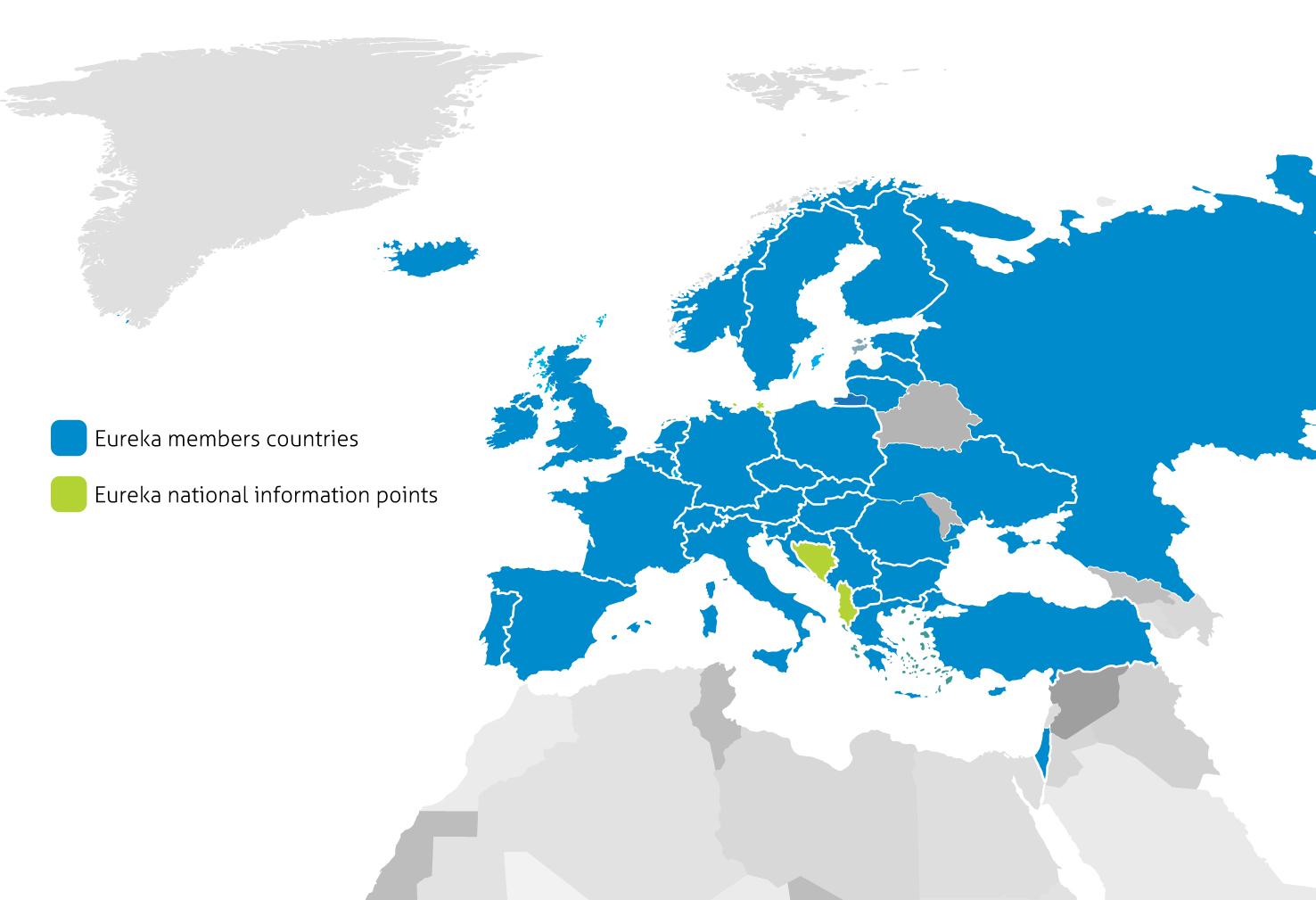 Mappa Eureka