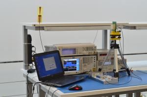 SHARING - RF front end system setup