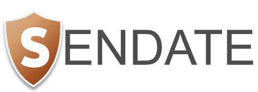 sendate-logo_gray-rev1