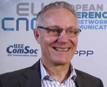 CELTIC Office Director Peter Hermann