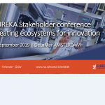 Eureka Stakeholder Conference, 5 September in Amsterdam