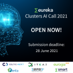 Eureka Clusters AI Call 2021 Launched