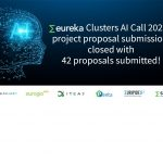 High number of proposals in Eureka Clusters AI Call 2021